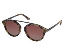 Sonnenbrille 'Jeanne' braun