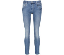 Hose blue denim