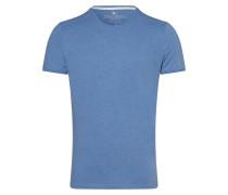 T-Shirt ' ' cyanblau