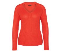 Sweatshirt 'kristi Choker' rot