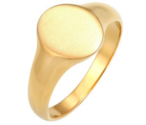 Ring Siegelring gold