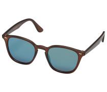 Einheitsgrößen Sonnenbrille braun