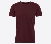 T-Shirt 'ultimate PKT T' weinrot