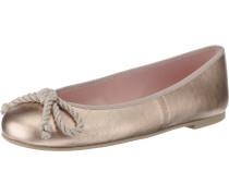 Klassische Ballerinas bronze