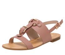 Sandale 'afiarien' rosé