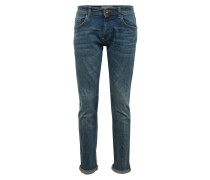 Jeans 'ocs 5 pkt den p' blue denim