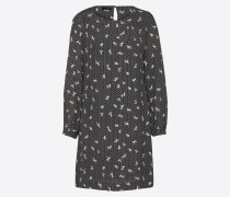 'cilsa' Kleid schwarz / weiß