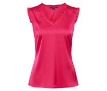 T-Shirt 'kurzarm' pink