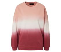Sweatshirt 'hadia-Sw' pink / rosé