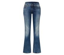 'Midge Saddle Mid Bootleg' Jeans