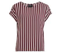 T-Shirt 'bay' bordeaux