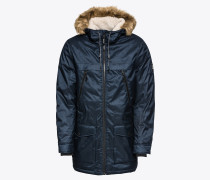 Mantel 'structured puffer parka Padded Jacket 1/1'
