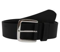Gürtel 'New basic belt' schwarz