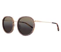 Sonnenbrille 'Jakob' braun