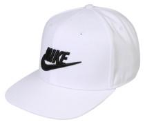 Cap 'futura Pro' schwarz / weiß