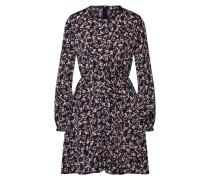 Kleid 'Floral Long Sleeve Skater Dress'