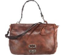 Handtasche bronze