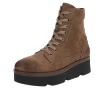 Stiefelette 'ares' taupe
