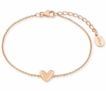 Armband 'Herz 2019872' gold