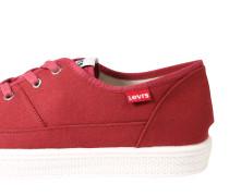 Canvas-Sneaker 'Malibu' bordeaux