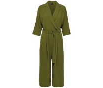 Loose Fit -Jumpsuit khaki