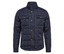 Jacke 'jprlambert Quilt Jacket' navy