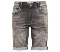 Jeansshorts 'jackson' grey denim