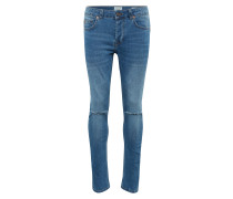 Jeans 'warp 393 MED Blue Knee CUT Exp'