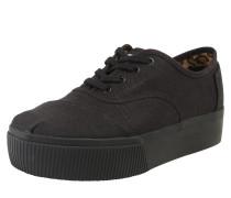Sneaker 'cordones Boardwalk' schwarz
