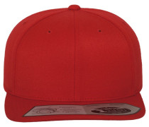 Snapback '110 Fitted' rot