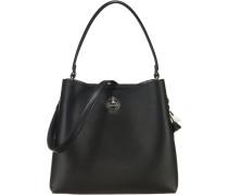 Handtasche 'Cassandra' schwarz