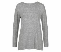 Loungesweater graumeliert