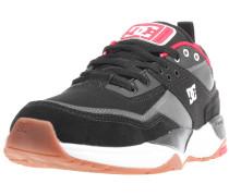 Sneaker 'E.Tribeka' basaltgrau / schwarz