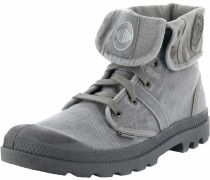 Ankleboots 'Pallabrouse Baggy' grau