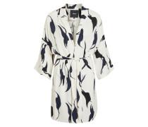 Kimono schwarz / weiß