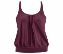 Tankini-Top 'Kati' bordeaux