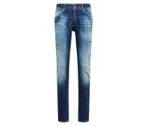 Jeans 'glenn Jjfox JJ 176' blue denim