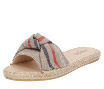 Slipper 'Plage Rustique'