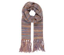 Schal 'slfpixa Oversized Knit Scarf B' mischfarben