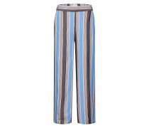 Hose 'New Avonlea' blau / braun