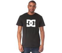 Star T-Shirt schwarz