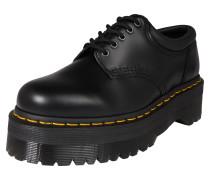 Schnürschuhe '5 Tie Shoe 8053' schwarz