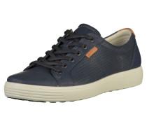 Sneaker dunkelblau / koralle