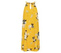 Kleid 'mariana' gelb / mischfarben
