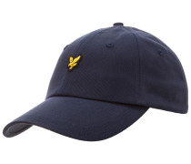 Cap 'Cotton Twill' nachtblau / gelb