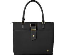 Shopper Tasche 'Ana' schwarz