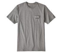 T-Shirt 'p-6 Logo Pocket Responsibili'