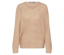 Pullover 'Bymelissa' beige