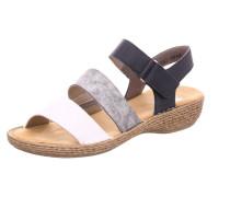 Sandale marine / taupe / offwhite