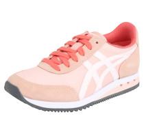 Sneaker 'New York' rosa / weiß